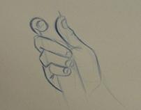 Life Drawing: HANDS & FEET