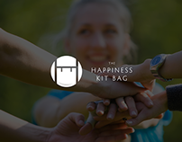 Happiness Kit Bag - Brand & Identity