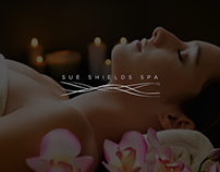 Sue Shields Spa - Brand & Identity