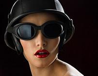 Beauty Helmet