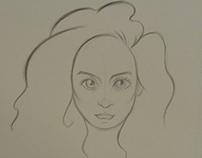 Life Drawing: PORTRAITS