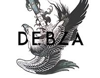 Japanese tattoo - Debza
