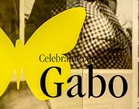 Celebrando a Gabo - Exposición