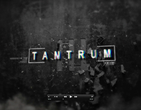 Tantrum No.12 Logo Reveal