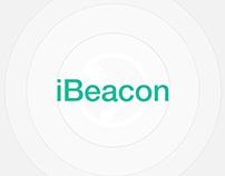 iBeacons UI Design