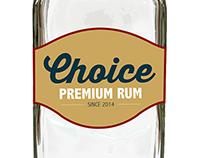 Choice Premium Rum Logo