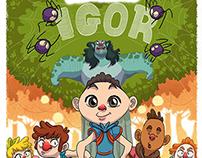 IGOR - Children Book