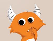 Character Design | Little Monster