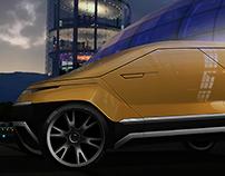 Land Rover 2050
