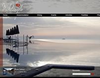 Hotel Website - Michelangelo