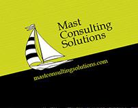 Mast Consulting Logo & Web Design