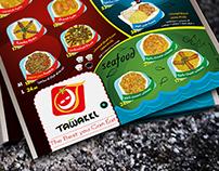 Tawakkl Resturant - Flyers Design
