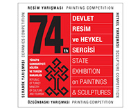 74. STATE EXHIBITION PAINTINGS & SCULPTURES COMPETITION