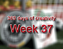 365 days of creativity/art - Week 37