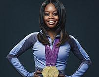 Olympic Gold Medalist Gabby Douglas