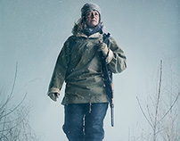 """""""Life Below Zero"""" for """"National Geographic Channel"""""""