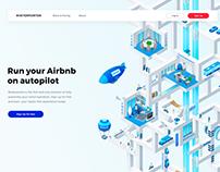 Airbnb manage platform