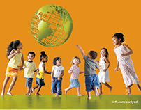 ICF Early Education Brochure and Bookmark