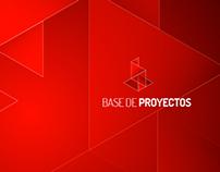 Base de Proyectos