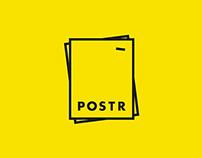 Postr - App Concept