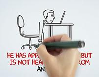 Dream Internship Whiteboard Animation