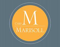 Chef Marisoll Branding