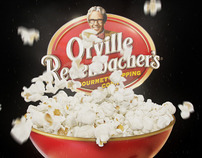 Orville Redenbacher / Delicious Wants Out