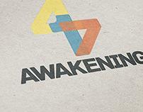Awakening / logo design /