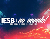 Campanha IESB no Mundo
