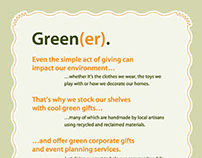 Green Smart Gifts