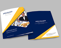 Multi Purpose Brochure - 8 Pages