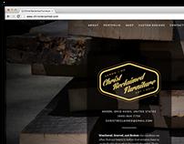 Christ Reclaimed Furniture Website