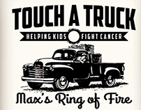 Touch A Truck charity event design