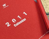 Heiwa Calendar 2011