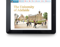 Digital Brochure of The University of Adelaide