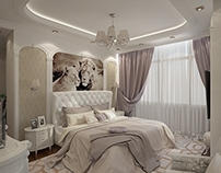 interior design bedrooms Moscow