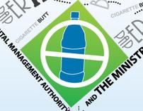 Anti Flooding Poster Designs