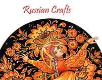 - Russian crafts -