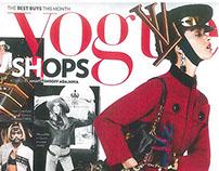Vogue Shops - Logomania