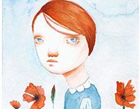 poppies girl