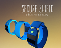 Secure Shield - A device for elderly people