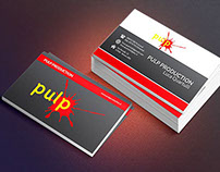 "Business Card ""Pulp"""