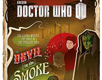 'Doctor Who: Devil in the Smoke' - BBC Books/ BBC Audio