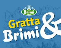 Milk adv porta in store il mondo Brimi.