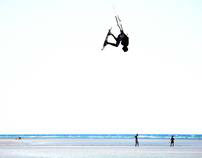 Kite Surfing Ras Sudr - Egypt