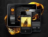 Lithuanian Amber Mobile app design and development