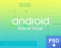 Android 5.0/Material Design