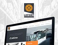 Lefort Website