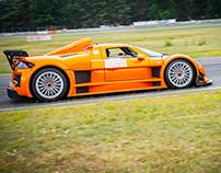 Mild Gran Turismo Polonia 2014