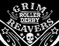 Roller Derby T-shirt designs
